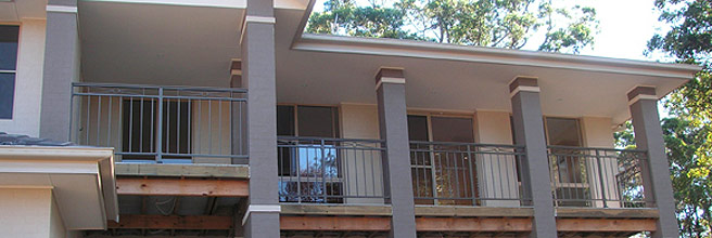 Decorative Balustrades & Railings Sydney