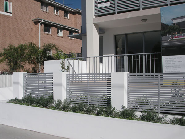 Residential Fencing Aluminum Fences Balcony Fencing