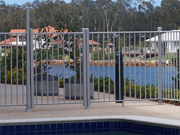 Pool Gates Aluminium Balcony Balustrades Glass Balcony