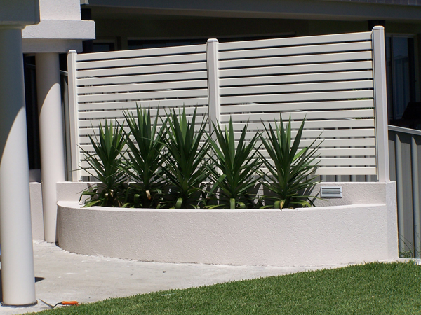 Privacy louvres window privacy screens pool fencing prices for Privacy pool screen