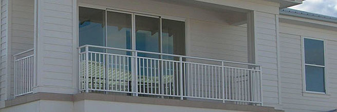 Cheap Aluminium Balustrades
